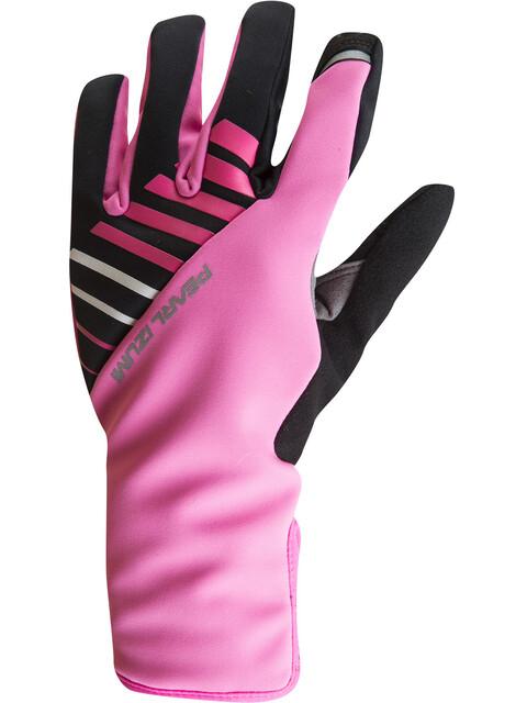 PEARL iZUMi Elite Naiset Pyöräilyhanskat , vaaleanpunainen